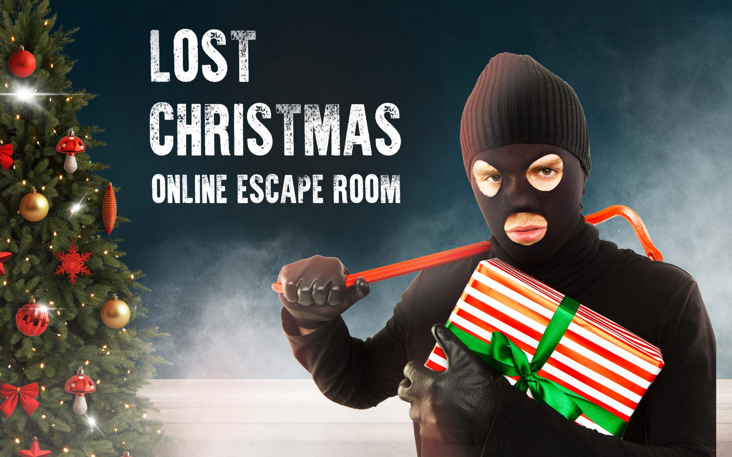 EscapeWorld Stuttgart Lostchristmas