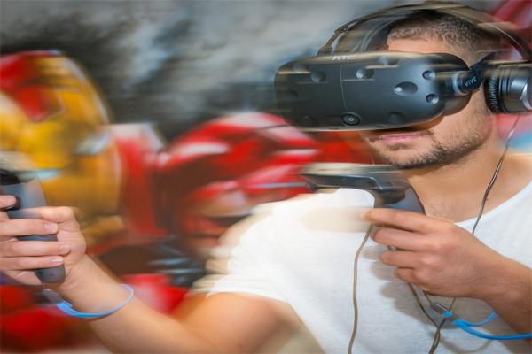 Virtual Reality World Erlebe unsere 3D-Virtual-Reality-World
