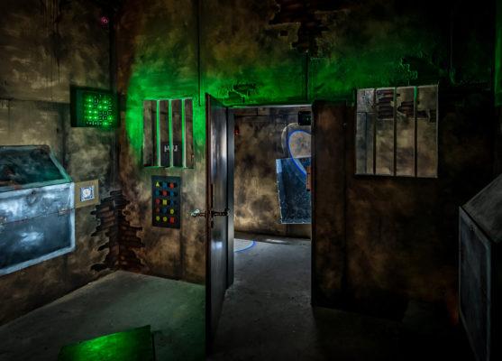 Escape Room Daeth-Live